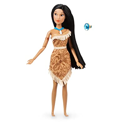 Disney Pocahontas Classic Doll Ring - 11 1/2 Inch: Toys & Games