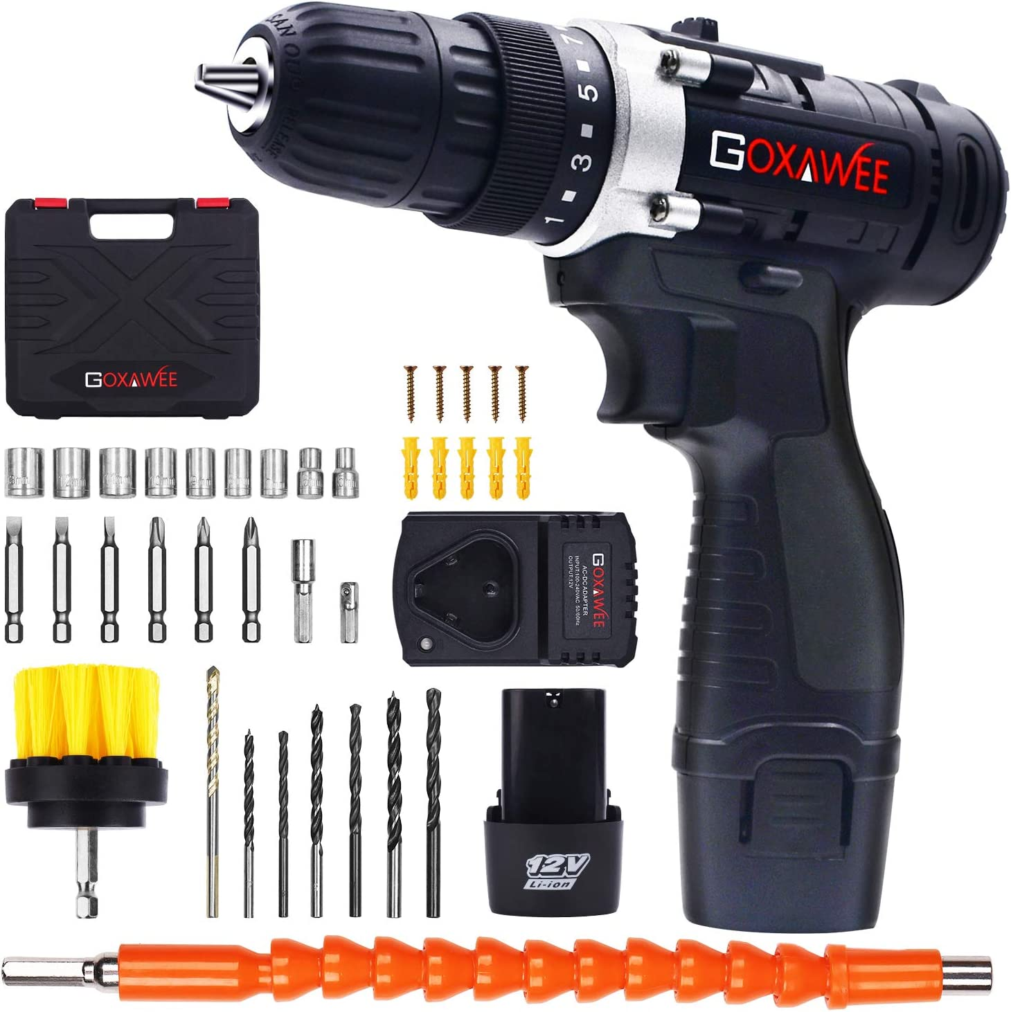 Free Amazon Promo Code 2020 for Cordless Drill with 2 Batteries