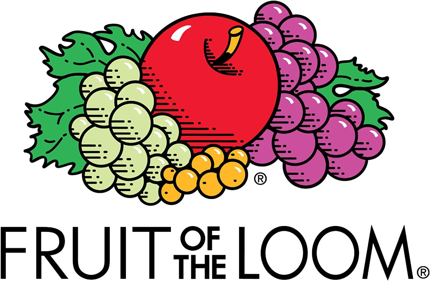 Fruit of the Loom Mens 5Pack White Boxer Shorts Boxers Underwear 2XL