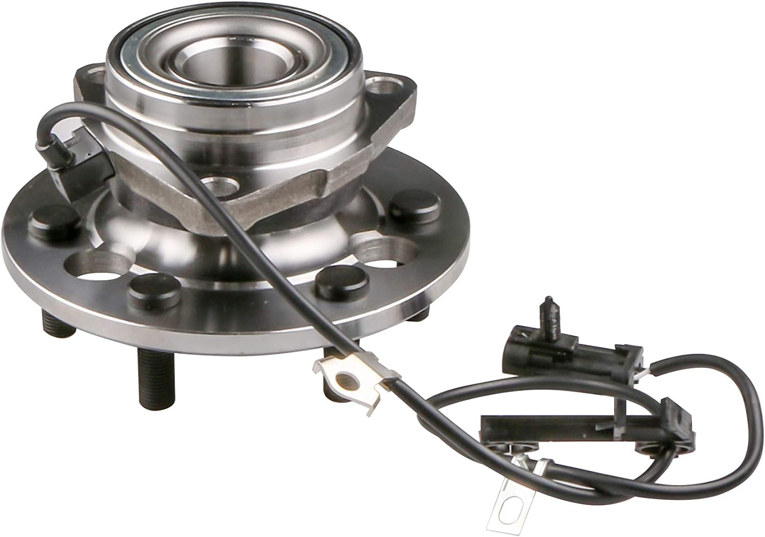 MOSTPLUS Front Wheel Hub Bearing 515024 Compatible for GMC//Chevy with Abs Sensor