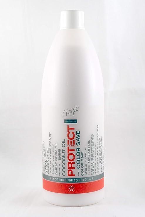 Prestige master profesional Acondicionador para Cabello Coloreado con Aceite de Coco y Complejo Antioxidante 970 ml