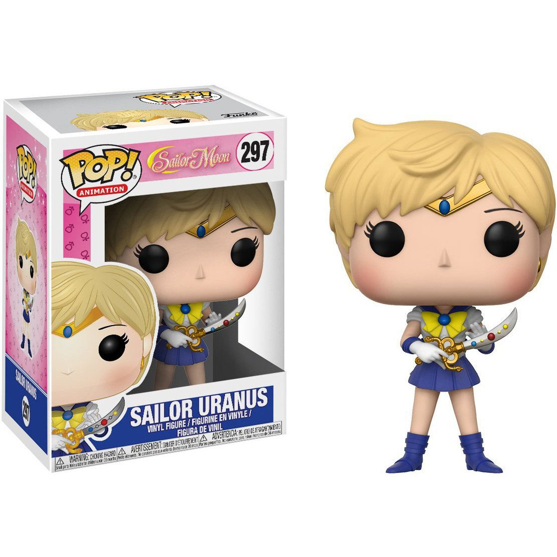 Vinyl Sailor Uranus POP Action- & Spielfiguren