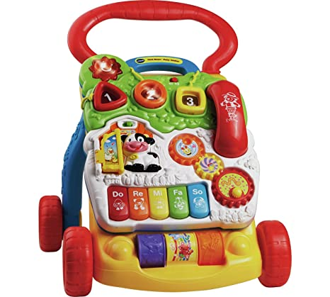 VTech First Steps - Andador para bebé: Amazon.es: Bebé