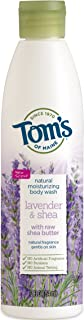 product image for Tom's of Maine Natural Moisturizing Body Wash Soap with Raw Shea Butter, Lavender Tea Tree, 12 oz