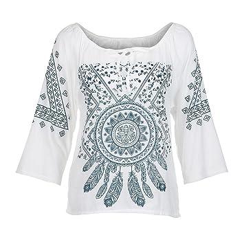 Mujer y Niña otoño fashion fiesta carnaval,Sonnena ❤ Camisa de las mujeres que