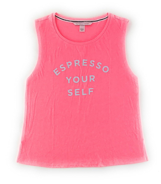 daeda5be12 Victoria s Secret Mayfair Graphic Tank and Shorts Pajama Set at Amazon  Women s Clothing store