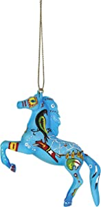 """Enesco Trail of Painted Ponies Native Dreamer Hanging Ornament, 2"""", Multicolor"""