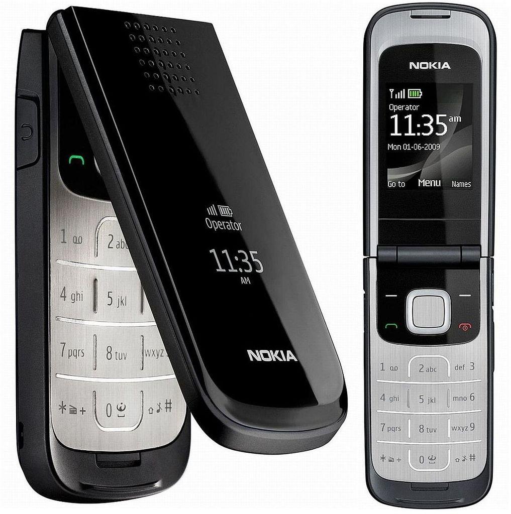 Téléphone portable à clapet - Or PfDVBlT