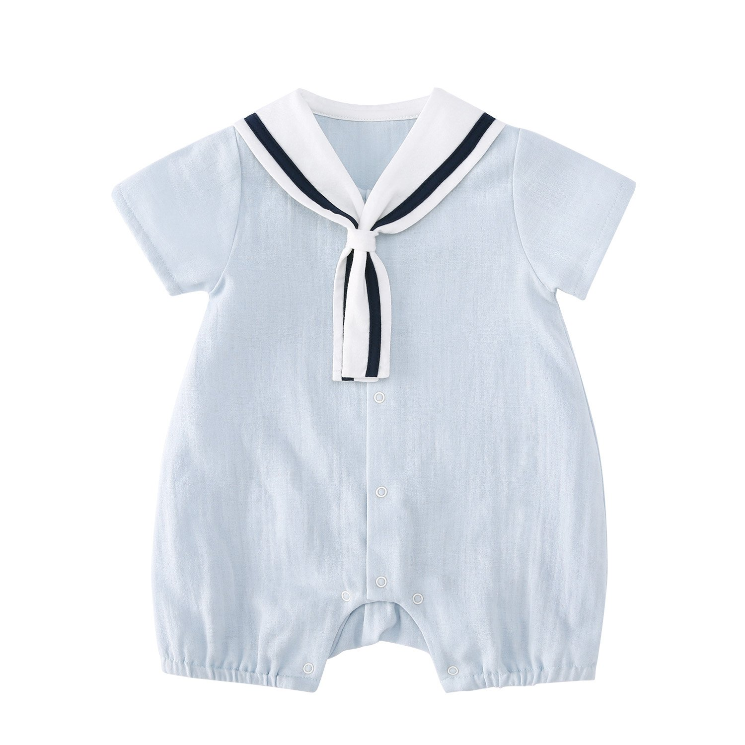 145511469 Amazon.com  pureborn Baby Boys Girls Sleeveless Muslin Cotton ...