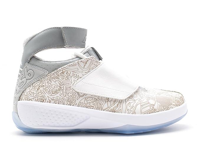 Amazon.com | NIKE air Jordan XX Laser Mens hi top Basketball Trainers 743991 Sneakers Shoes | Basketball
