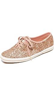 bcce3b133eb6c Keds Women s x Kate Spade New York Glitter Sneakers