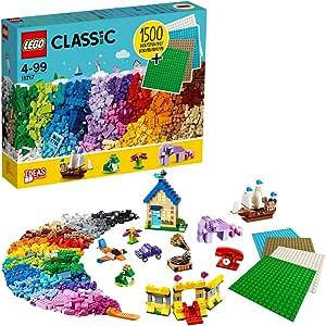 LEGO® Classic Yapım Parçaları ve Zeminler (11717)