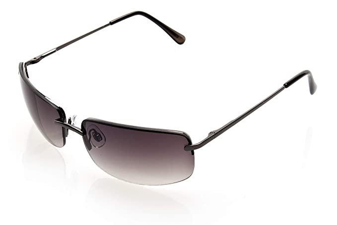 Amazon.com: NYS Collection Astor Place gafas de sol de metal ...
