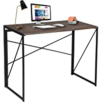 Best office tables Design Writing Computer Desk Modern Simple Study Desk Industrial Style Folding Laptop Table For Home Office Brown Amazoncom Amazon Best Sellers Best Home Office Desks