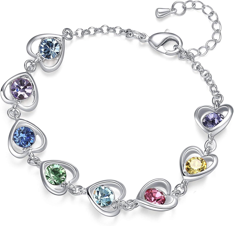 Heart Link Bracelet...