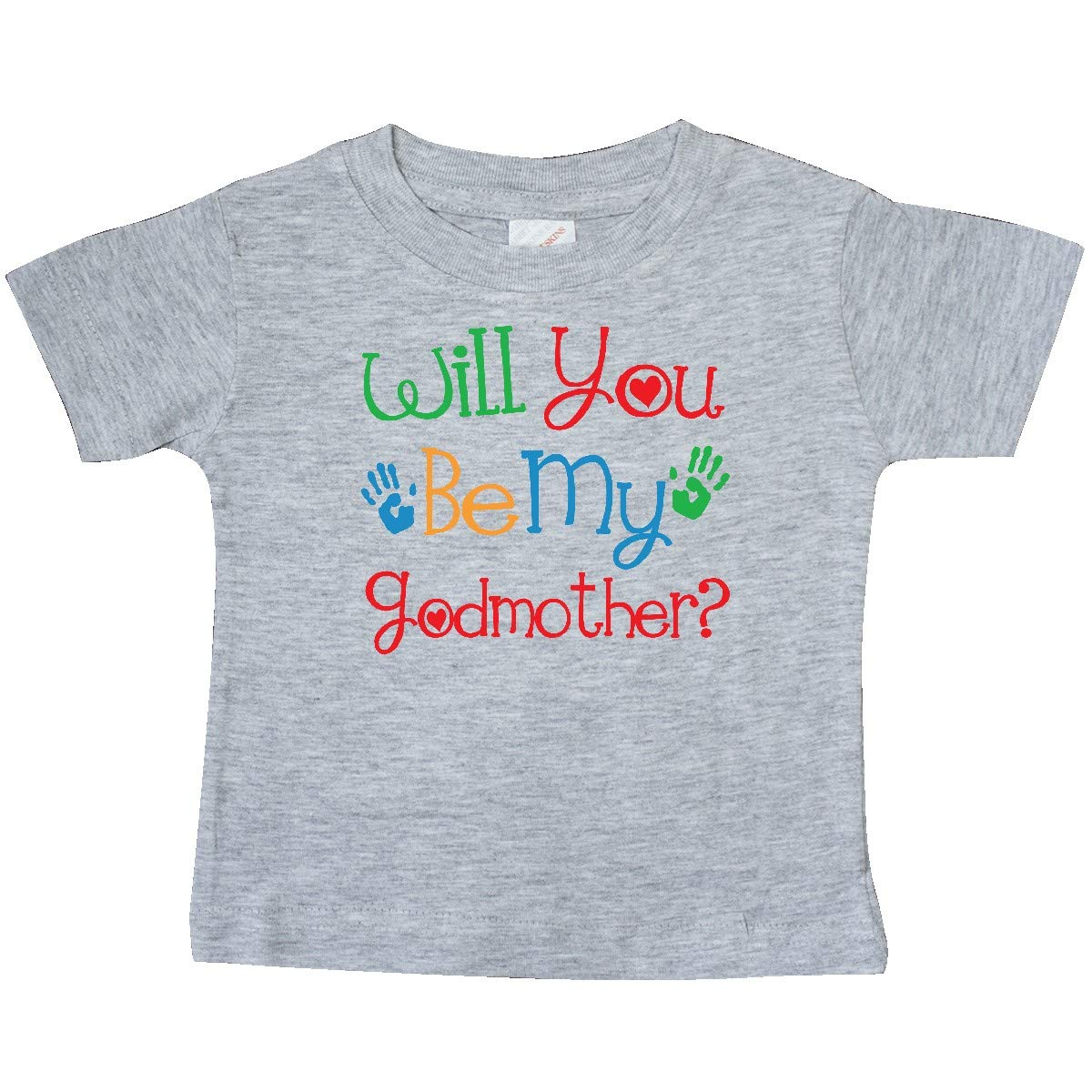 inktastic Be My Godmother Proposal Baby T-Shirt