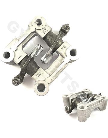 Road Passion 7.48mm Ventil Shim Ventileinstellpl/ättchen Kit 1.20mm-3.50mm 4x47 pcs f/ür Kawasaki KLX250 1979-1980 KLX250R 1994-1996 KLX300R 1997-2005 KX250F 2004-2012 4 pcs per size