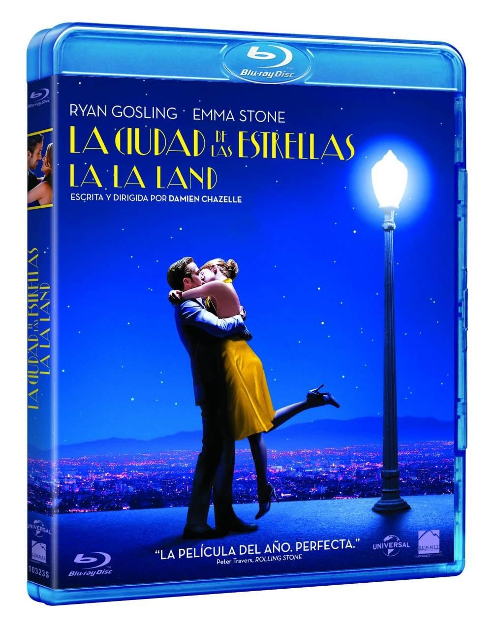 #Película La ciudad de las estrellas: La La Land por sólo 7,19€