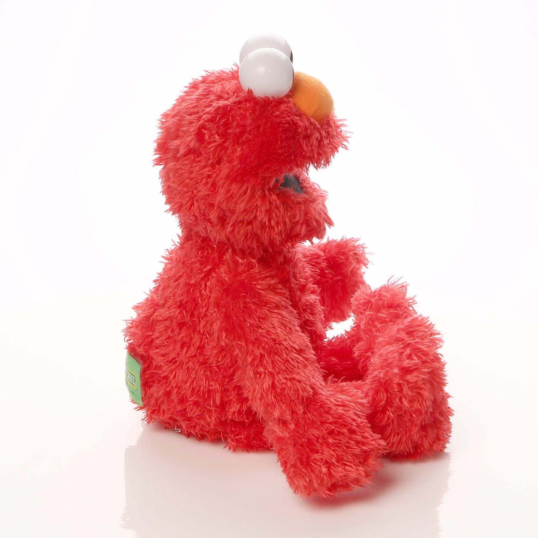 Gund 75351 33 cm Elmo Sesamo apriti