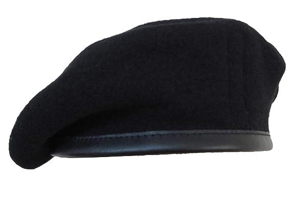 bea6cd82173e4 Gorro de lana del ejército británico  Amazon.es  Ropa y accesorios