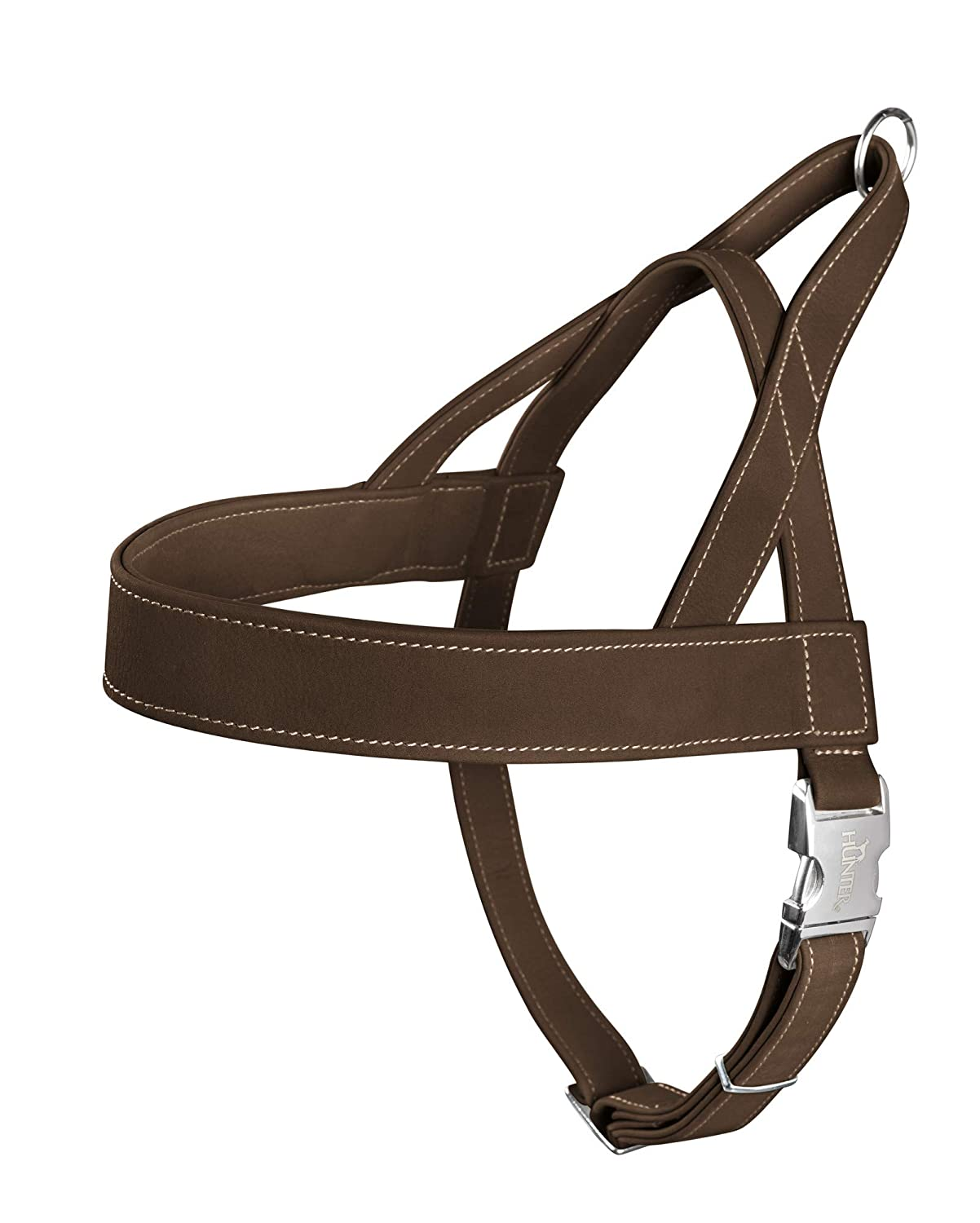 Brown 50 x 69-93 cm Brown 50 x 69-93 cm hunter Norwegian harness for Dogs Hunting, 50 x 69-93 cm, Brown