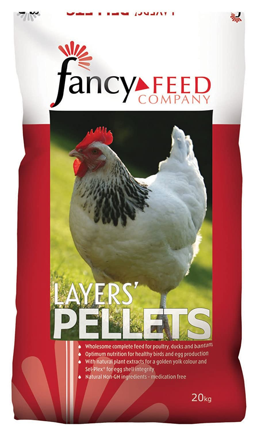 Fancy Feeds Layers Pellets 5 Kg Su-Bridge Pet Supplies Ltd 07FFLP5