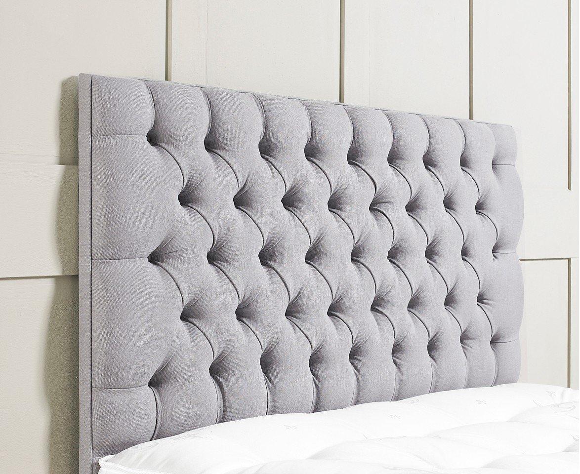 Shelly Upholstered Headboard Chenille Fabrics
