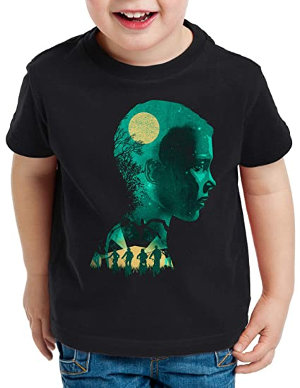 style3 Strange Eleven Camiseta para Niños T-Shirt Demogorgon Elfie ...