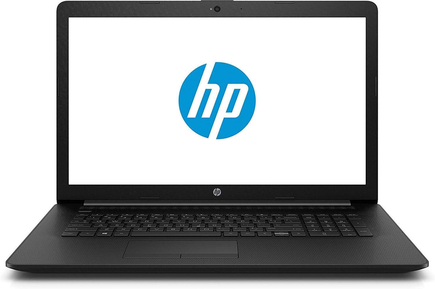 "HP High performance 17.3"" HD+ WLED-backlit Laptop, 7th Gen Intel i5-7200U 2.5G Hz Processor, 12GB DDR4, 1TB HDD,DVD Burner, WiFi, Webcam, HDMI, USB 3.1, Intel HD Graphics 620, DTS Sound, Windows 10"