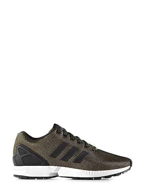 Adidas Originals ZX Flux S32275 Gold Edition Herren Sneaker 47 1/3