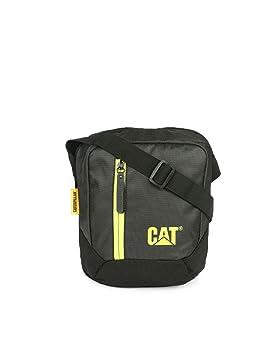Caterpillar 83373–340 Cat Tablet Project Sac de Sport, SW, Noir, LBH : 21627 – Volume : 2 L