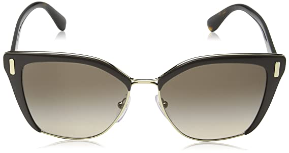 59d602de3d Prada PRADA MOD EVOLUTION SPR 56TS BROWN BROWN SHADED women Sunglasses   Prada  Amazon.ca  Clothing   Accessories