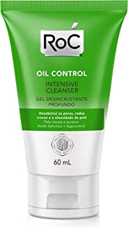 Gel de Limpeza Intensive CleanserOil Control Roc, 60ml