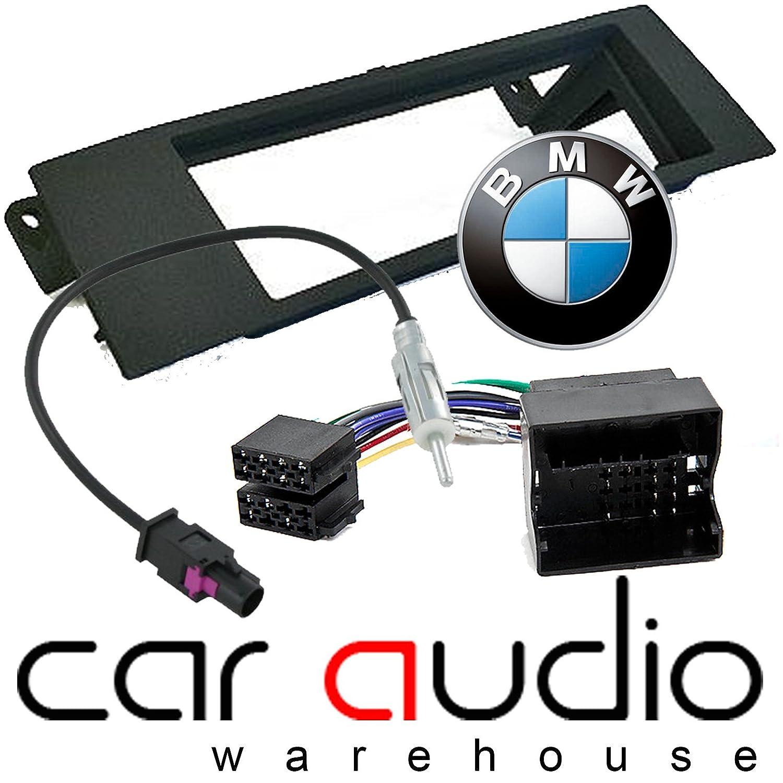 T1 Audio Car Stereo Radio Fascia Facia Panel Iso Flat Pins Aerial Kit
