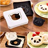 Sandwich Cutter Taidea Cute Panda Pocket Bread Cutter, Hand Tools Sandwich Kit, Food Deco, Sandwich Mold, Sandwich Maker, Toast Mold Mould, Cookie Stamp Kit