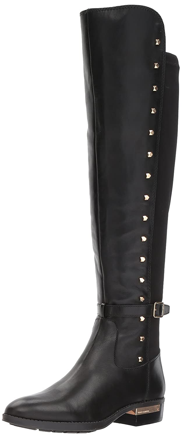 Vince Camuto Women's Pelda Over The Knee Boot B071VZ1HWS 11 B(M) US|Black