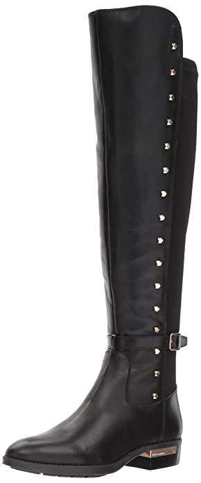 b11f7d80bb1 Vince Camuto Women s PELDA Over The Over The Knee Boot Black 5 Medium US