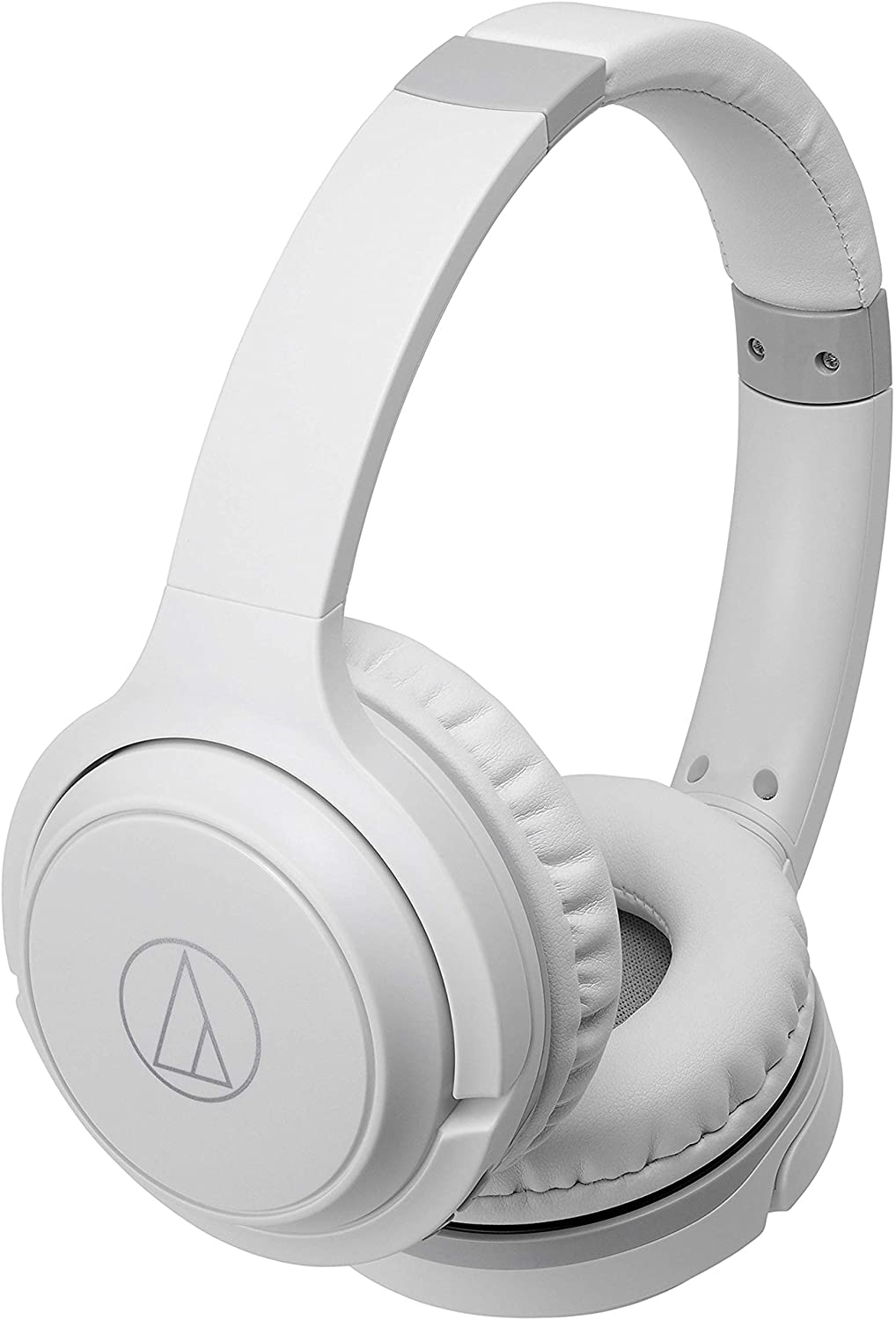 Audio-Technica ATH-S200BTWH, Auriculares Plegables, Bluetooth, 18X23X26, Blanco