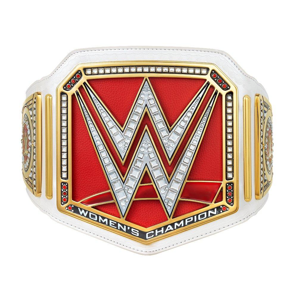 WWE RAW Women's Championship Title
