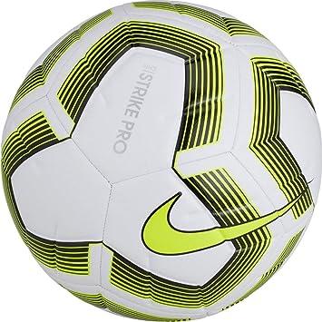 timeless design 16306 abd61 Nike Nk Strk Pro Team - Size 5 Fifa Ballon de football Mixte Adulte Blanc