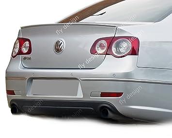 Für VW Passat 35i Heck Spoiler Spoilerlippe Kofferraum Lippe Heckspoilerlippe