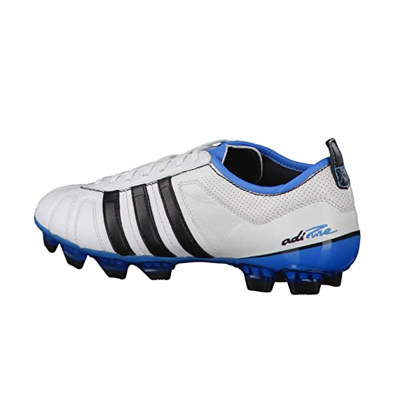 buy popular e11a7 9f4fd Adidas adiPure IV TRX FG white-black-fresh splash - 36 Amazon.co.uk Shoes   Bags