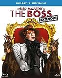 The Boss (Blu-ray + Digital Download) [2015]