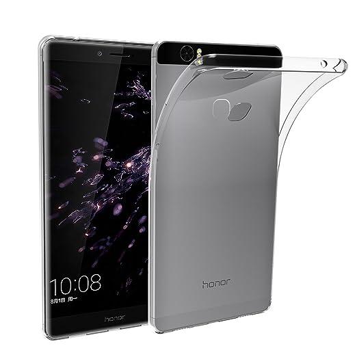 2 opinioni per Huawei Honor Note 8 Custodia, iVoler® Soft TPU Silicone Case Cover Bumper