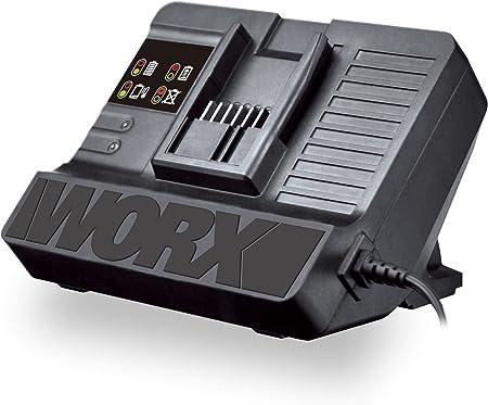 Amazon.com: Worx wa384720-volt Cargador rápido ...