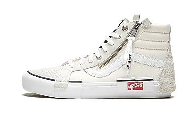 bb83c10e60 Amazon.com  Vans SK8-Hi Cap LX  Shoes