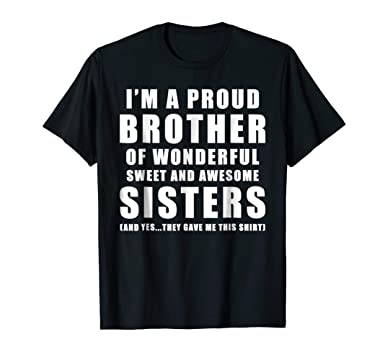 Mens Birthday Gift Younger Brother From Sister