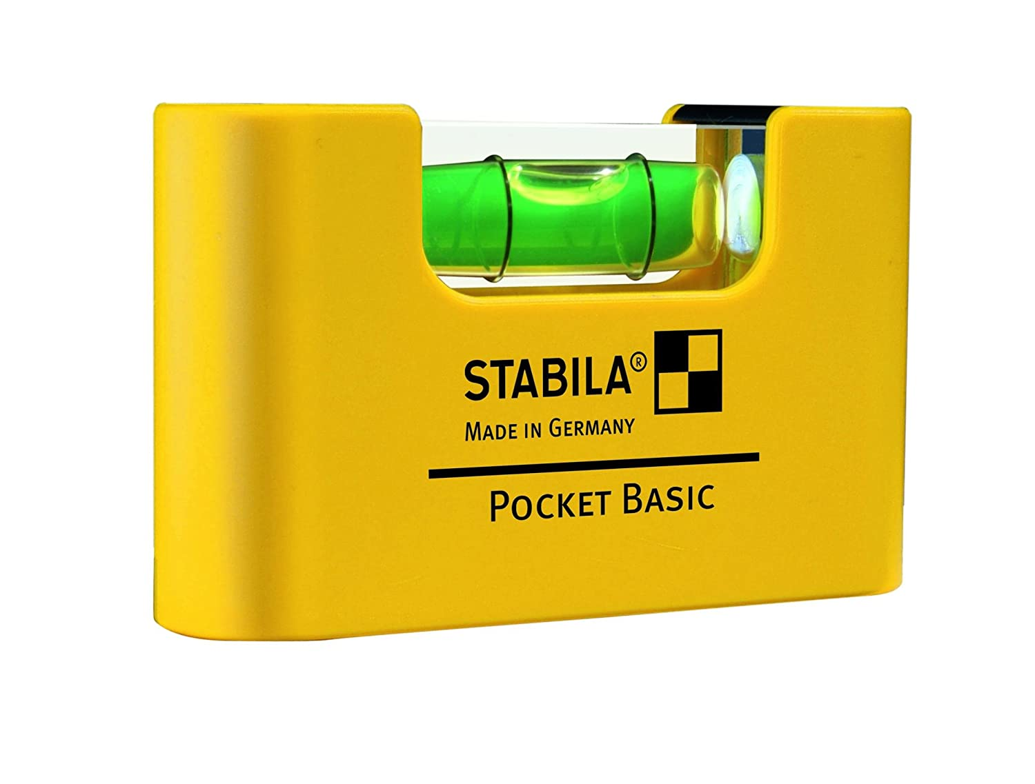 Stabila 17773 Wasserwaage Pocket Basic STBPOCKETBAS
