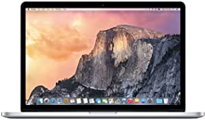 Apple MacBook Pro MF841LL/A 13.3-Inch Laptop (Intel Core i5 512GB 8 GB DDR3 SDRAM, Mac OS X) Silver (Renewed)