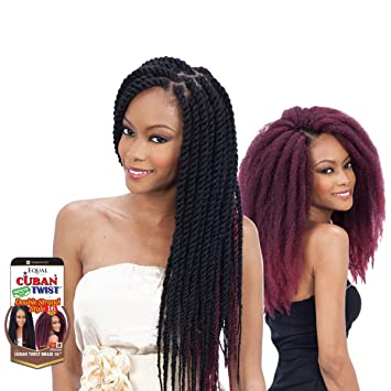 Amazon Com Freetress Equal Synthetic Hair Braids Havana Twist